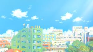 アニメ「PES」の舞台:吉祥寺が不思議空間に!「PES・イン・ワンダーランド」in「吉祥寺アニメワンダーランド2012」(東京・吉祥寺)