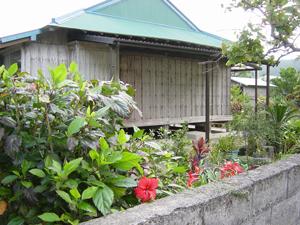 リリーの家(鹿児島県加計呂麻島 諸鈍)