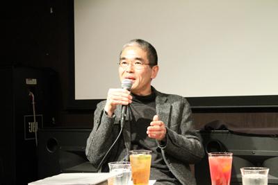 映画「ダブリンの時計職人」トークイベント(東京・渋谷)