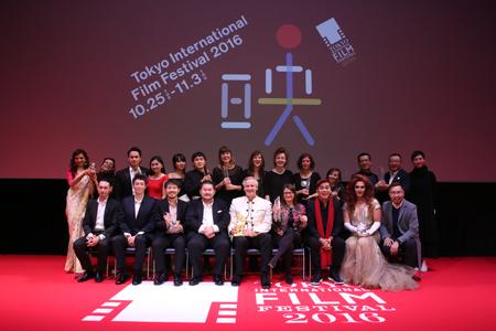 第29回東京国際映画祭 受賞作品・受賞者