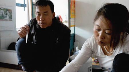 映画『マダム・ベー ある脱北ブローカーの告白』予告編