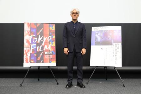 坂本龍一『SAMURAI賞』授与式インタビュー動画