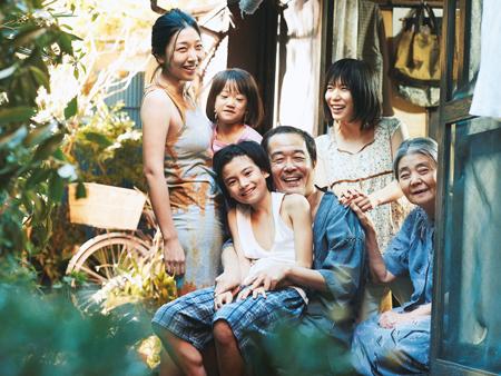 映画『万引き家族』予告編