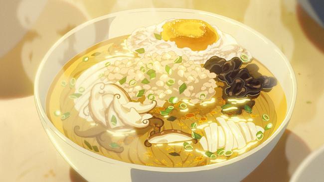 陽だまりの朝食ビーフン