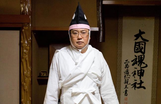くらやみ祭の小川さん
