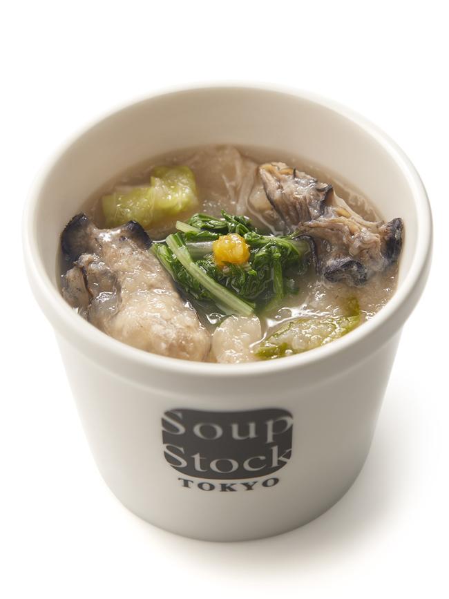 映画『みをつくし料理帖』×『スープストックトーキョー』コラボスープ